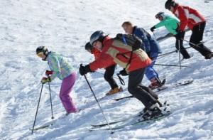 Reisegruppe St. Anton a. Arlberg des Ski-Klubs Münster 2013