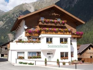 Pension Sonnenheim (Außenansicht)