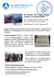 Flyer Pertisau 2016/17